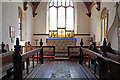 TM3787 : St Andrew, Ilketshall St Andrew - Chancel by John Salmon