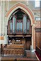 TQ7910 : Organ, St Matthew's church, St Leonards on Sea by Julian P Guffogg