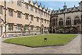 SP5106 : Quadrangle, Brasenose College, Oxford by Christine Matthews
