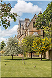 SP5105 : Christ Church College, Oxford by Christine Matthews