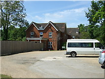 TL2359 : Care home off Cambridge Road (A428) by JThomas