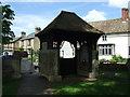 TL2755 : Lych gate, St Bartholomew's Church, Great Gransden by JThomas