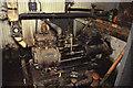 SK5703 : Raab Karcher Timber, Swan Lake Mill - steam pump by Chris Allen