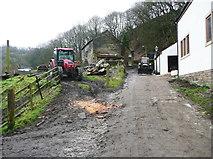 SE0722 : Dye House Lane (13) at Pickwood Scar, Norland by Humphrey Bolton