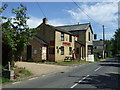 TL2464 : The Three Horse Shoes, Graveley by JThomas