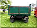 H3682 : Albion truck (rear view) by Kenneth  Allen