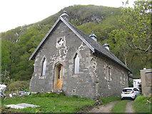 NM8312 : Church at Melfort by M J Richardson