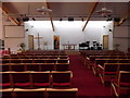 NJ8107 : Sanctuary, Westhill Community Church by Stanley Howe