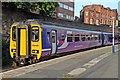 SD5805 : Northern Rail Class 156, 156423, platform 2, Wigan Wallgate railway station by El Pollock