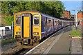 SD5805 : Northern Rail Class 150, 150204, platform 2, Wigan Wallgate railway station by El Pollock