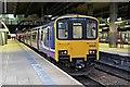 SJ8499 : Northern Rail Class 150, 150139, platform 3, Manchester Victoria railway station by El Pollock