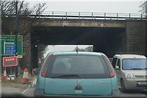 SD4964 : M6 Bridge, A683 by N Chadwick