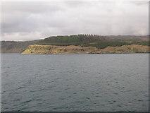 NM4758 : Rubha na Sealbhaig by M J Richardson