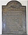 TM0486 : Crashed Lancaster B111 GTU Memorial at Kenninghall by Adrian S Pye