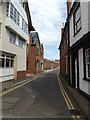 TM1644 : Rose Lane, Ipswich by Geographer