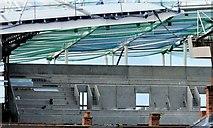 J3272 : New stands, Windsor Park, Belfast - June 2015(1) by Albert Bridge