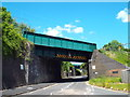 TQ6195 : Railway bridges near Shenfield by Malc McDonald