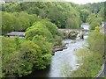 NZ1600 : Richmond Bridge, Richmond, North Yorkshire by Derek Voller