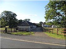 SU9567 : Broomhall Farm, Sunningdale by David Howard