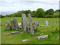 NX5153 : Cairnholy I by Oliver Dixon