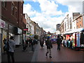 SP0198 : Streets of Walsall 1-West Midlands by Martin Richard Phelan