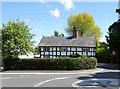 SJ6660 : Cottage at Church Minshull by Philip Platt