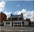 TM1844 : The Brickmakers Arms Public House by Adrian Cable