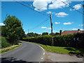 TQ6399 : Blackmore Road, Fryerning by Malc McDonald