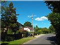 TQ5698 : Church Road, Kelvedon Hatch by Malc McDonald