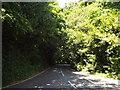 TQ5598 : Beacon Hill Road, near Kelvedon Hatch by Malc McDonald