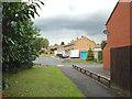 SP1582 : Hillhampton Close, Olton by Robin Stott