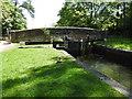 SU4267 : Hamstead Lock, Hamstead Marshall by Vieve Forward