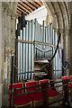TF1135 : Organ, St Andrew's church, Horbling by J.Hannan-Briggs