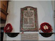 TM2384 : Starston War Memorials by Adrian S Pye
