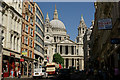 TQ3181 : Ludgate Hill, London by Peter Trimming