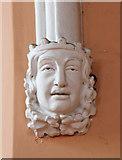 TQ2878 : St Michael, Chester Square - Label head by John Salmon