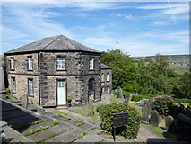 SD9828 : Methodist Chapel at Heptonstall by Trevor Littlewood