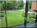SJ8496 : Whitworth Park from gallery extension by David Hawgood