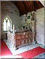 NU0625 :  The 15th century tomb of Sir Ralph Grey by Russel Wills
