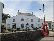 SX8663 : Church  House  Inn  Love  Lane  Marldon by Martin Dawes