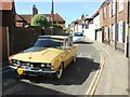 TR3357 : Vintage 1971 Rover P6, The Chain, Sandwich by Chris Whippet