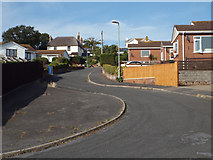 SX9473 : Alandale Road, Teignmouth by Robin Stott