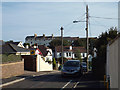 SX9473 : Southeast from the top end of Pennyacre Road, Teignmouth by Robin Stott