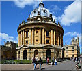 SP5106 : The Radcliffe Camera, Oxford by Edmund Shaw