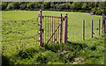J3531 : BWC gate, Newcastle by Rossographer