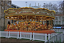 TQ2679 : Carousel at the Natural History Museum by Anthony O'Neil