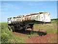 TM2073 : Refurbished fuel bowser by Evelyn Simak