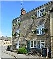 SP3103 : Wheelgate House, Bampton, Oxfordshire by Oswald Bertram