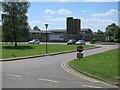 TL3845 : Melbourn Village College by Hugh Venables
