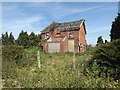 TG2204 : Hill House off Markshall Farm Road by Adrian Cable